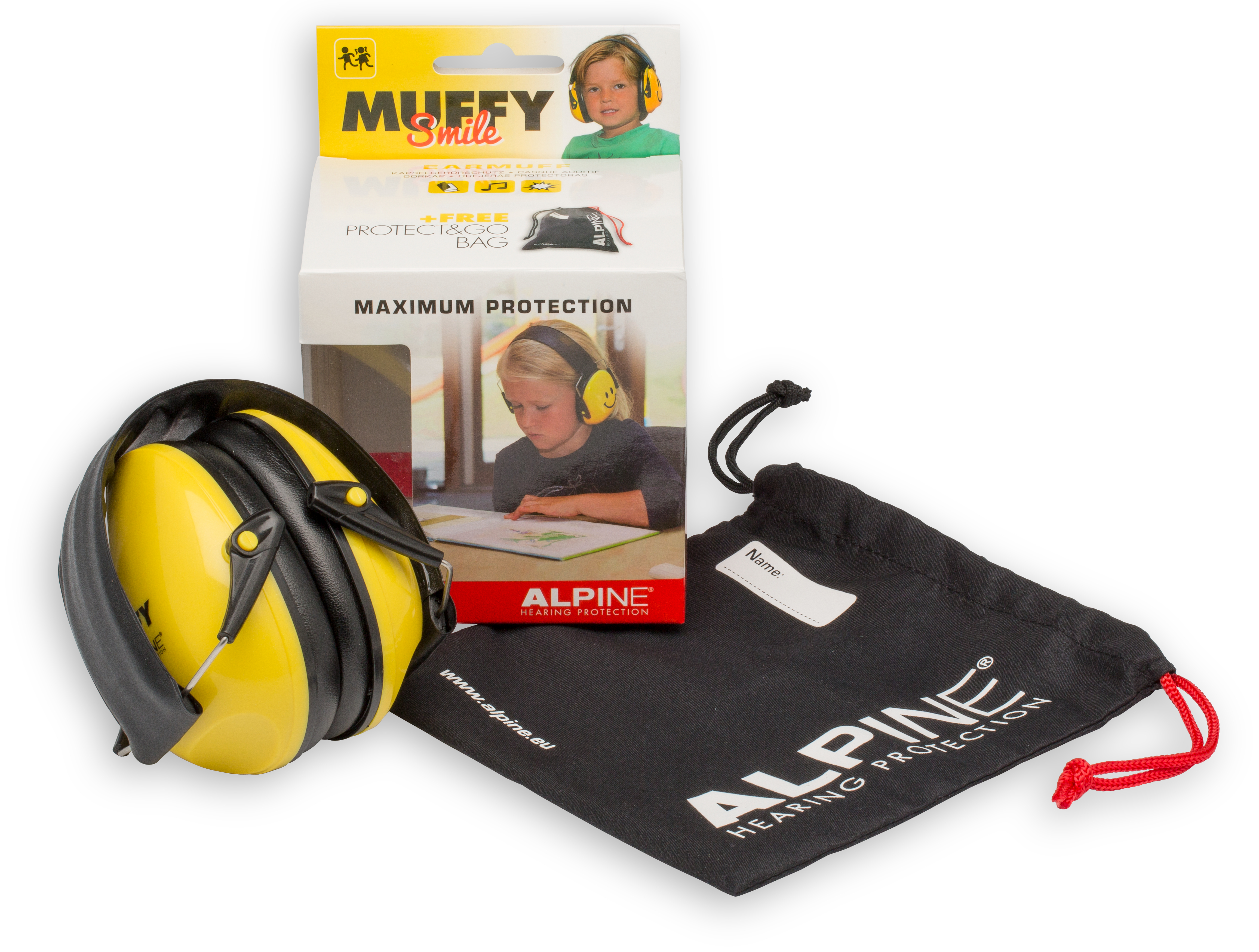 Alpine Muffy Smile packshot