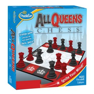 All Queens Chess / Schaakspel