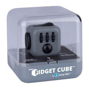 Fidget Cube Grijs in doos