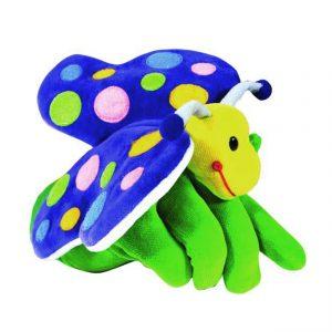 Handpop Vlinder