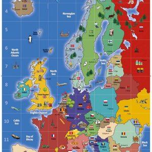 Beebot mat Europa