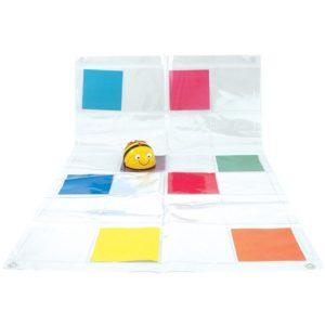 Beebot mat transparant