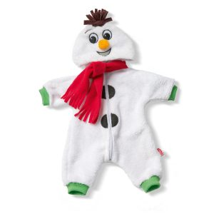 Sneeuwpop Poppenpakje