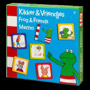 Kikker & Vriendjes Memo