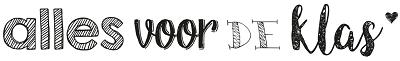 Alles voor de klas Logo