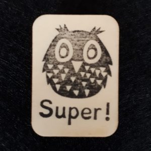 Belonings Stempel Super