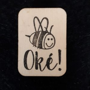 Belonings Stempel Oke