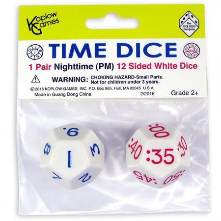 Time Dice Set