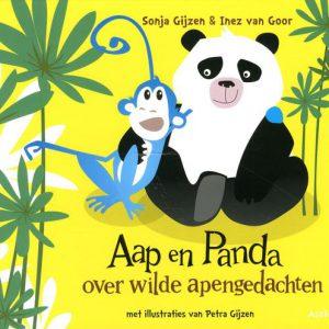 Aap en Panda over wilde apengedachten