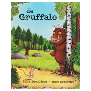 Prentenboek De Gruffalo