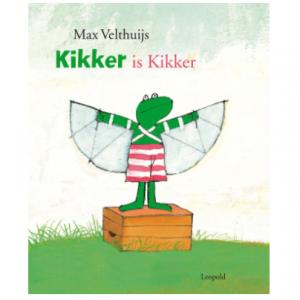 Prentenboek Kikker is Kikker
