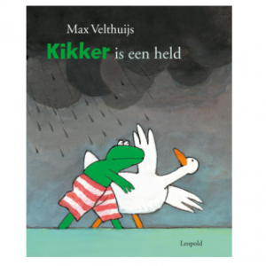 Prentenboek Kikker is een held