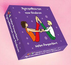 Yogaspelkaarten voor kinderen