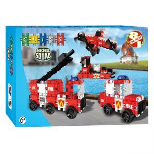 Clics Hero Squad Brandweer