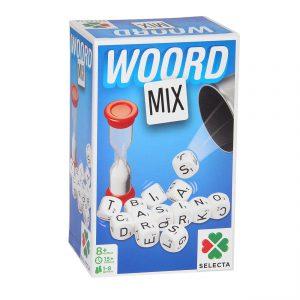 Woordmix Dobbelspel