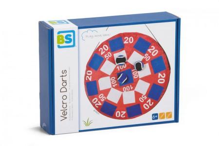 Klittenband darts