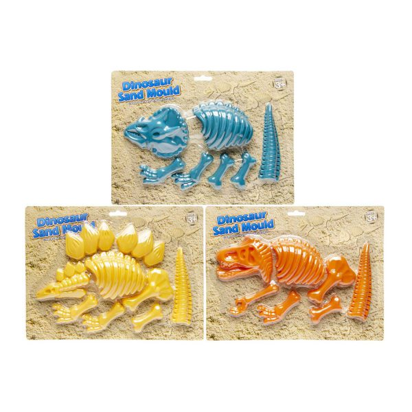 Zandvorm Dinosaurus