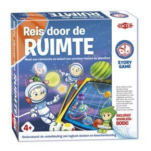Story game: Ruimte