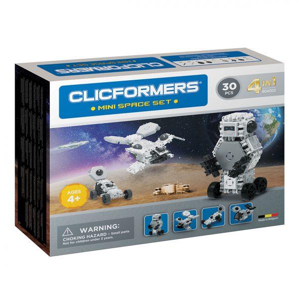 Clicformers mini space set