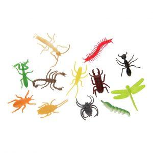 Insecten in zak 12 stuks