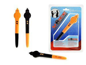 Spy voice recorder pen