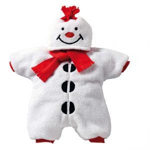 Poppenpakje Sneeuwpop