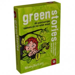 Green Stories: avontuurlijke raadsels