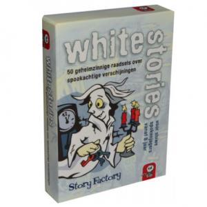 White Stories: raadsels