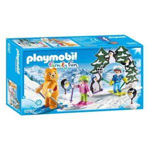 Playmobil skischooltje