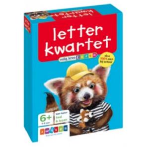 Letter kwartet VLL
