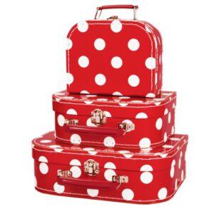 Koffertjes set 3 stuks