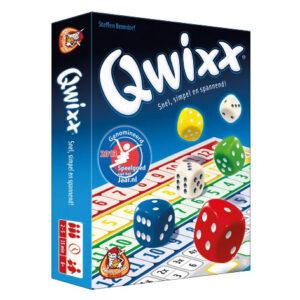 Qwixx, snel simpel en spannend