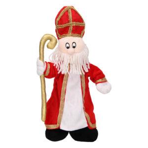 Pluche Sinterklaas