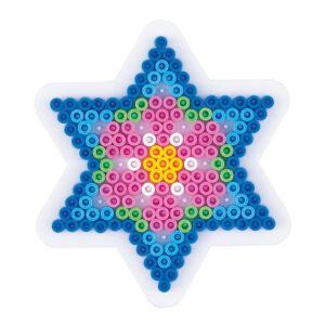 Strijkkralenbord ster