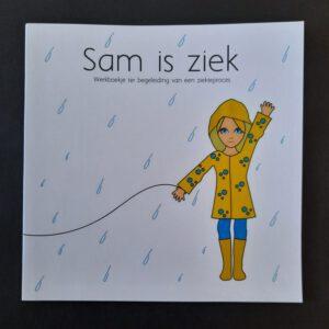 Sam is ziek werkboek