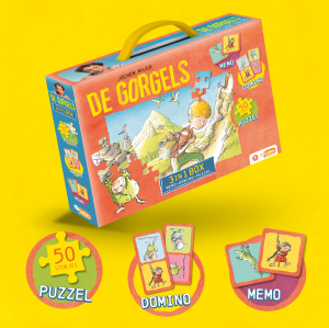 De Gorgels box 3-in-1