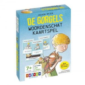 Gorgels woordenschat spel