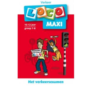 Maxi Loco Verkeersexamen