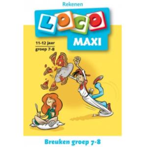 Maxi Loco Breuken 7/8