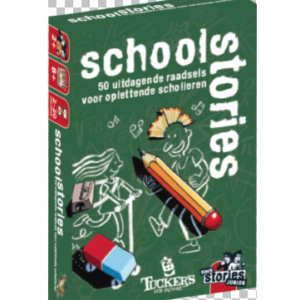 School stories: raadsels