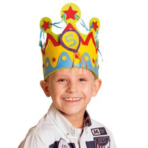 Stoffen kroon 1-5 jaar