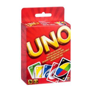 UNO razendsnel kaartspel