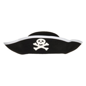 Piratenhoed kind