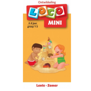 Mini Loco lente zomer