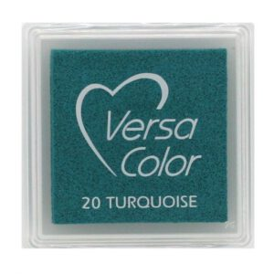 Stempelinkt turquoise