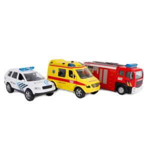 Hulpdiensten België