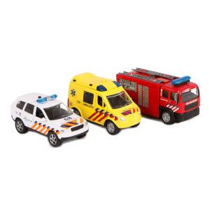 Hulpdiensten Nederland