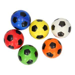Foamballen voetbalprint