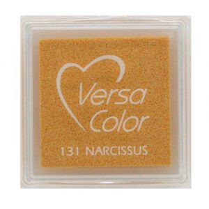 Stempelinkt narcis geel