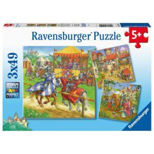 Ridder puzzels 3x49
